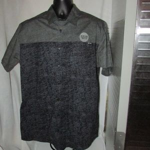 NWT Zoo York men's Short Sleeve True Flex Shirts